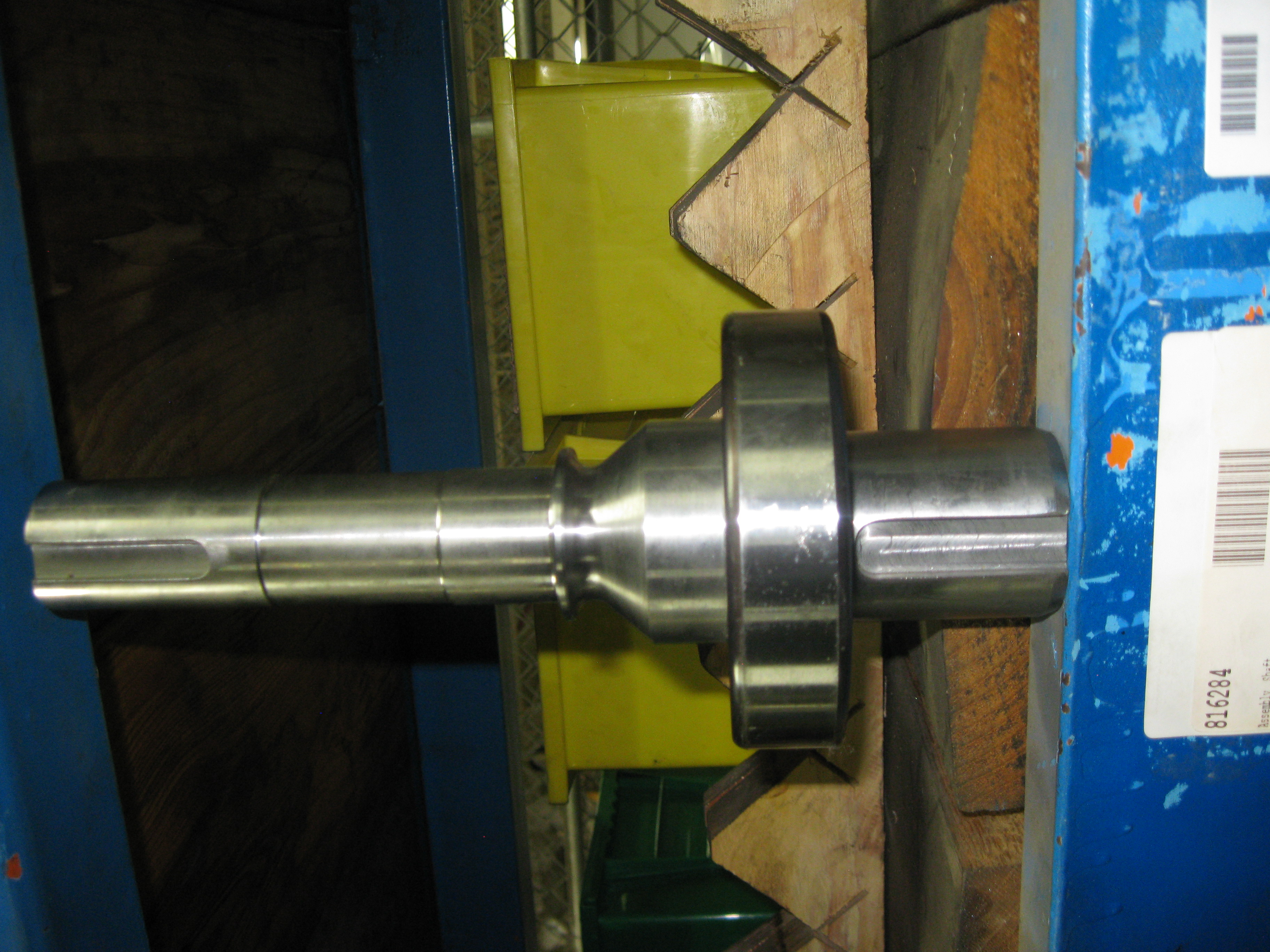 ASSEMBLY  SHAFT